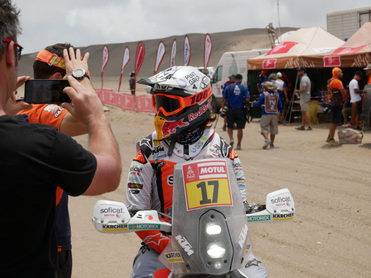 Dakar in Photos: Rally Images Part II www.advrider.com