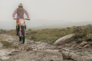 On the Trails With a Dakar Rider: Sebastian Cavallero www.advrider.com