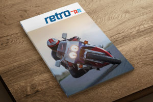Retro RR focuses on superbikes from the 1980s and 1990s.