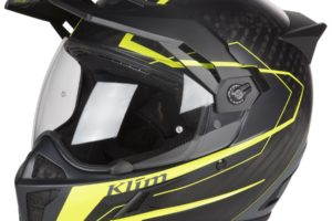 Adventure (ADV) riding helmets have boomed in recent history.  What was once a single […]
