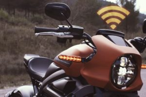 Harley-Davidson And IBM Partner To Provide A Connected Motorcycle