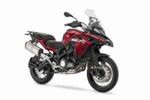 Benelli Launches TRK 502 and TRK 502 X In India
