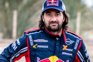 David Castera is the new director of the Dakar Rally. Photo: X-Raid