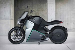Fuell Flow Electric Motorcycle Making NY City Appearance