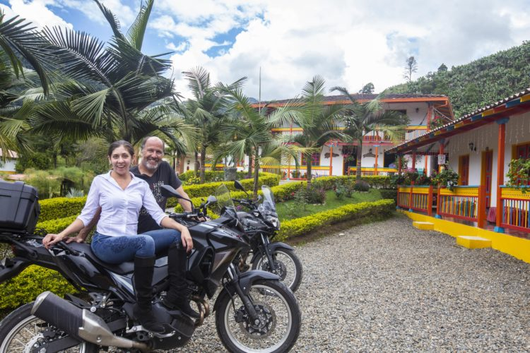 Guided VS Self-Guided Motorcycle Touring in Colombia www.advrider.com