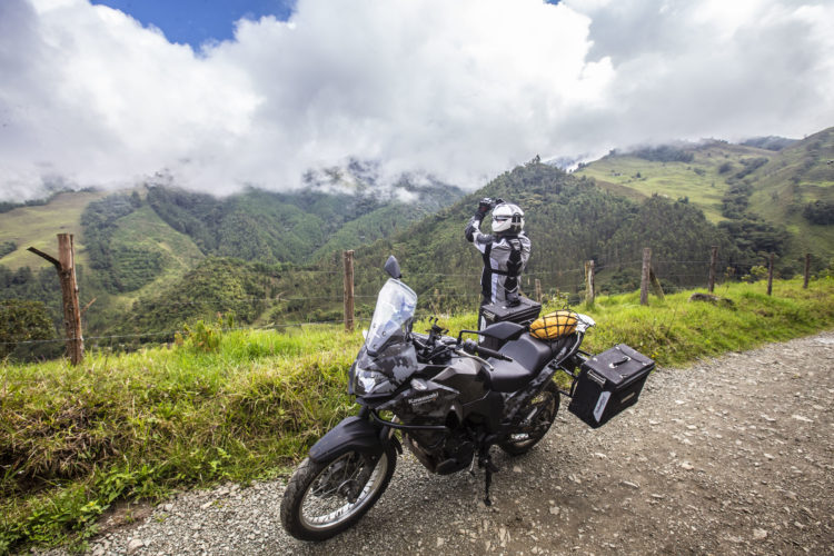10 Things About Riding in the Colombian Andes www.advrider.com