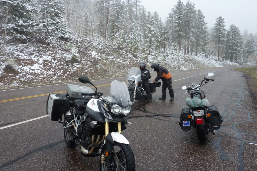 We missed out on the Poison Road, but the Hogsback made up for it. […]