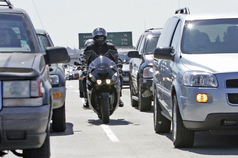 New Maryland Bill Authorizes Motorcycle Lane Splitting