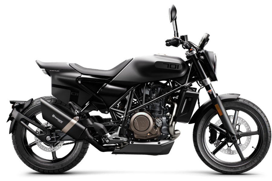 Husqvarna Motorcycles has announced that their new Svartpilen 701 is now available globally. The […]
