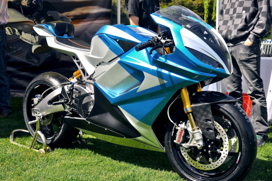 Could Internal Combustion Engine Motorcycles Be Doomed?