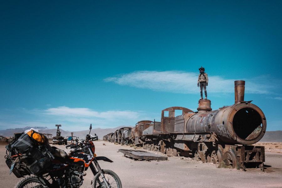 South America: Peru to Patagonia on a 250cc www.advrider.com