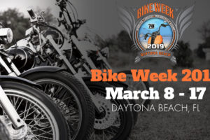 Daytona Bike Week starts today.
