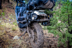 How to Look After Soft Motorcycle Luggage www.advrider.com