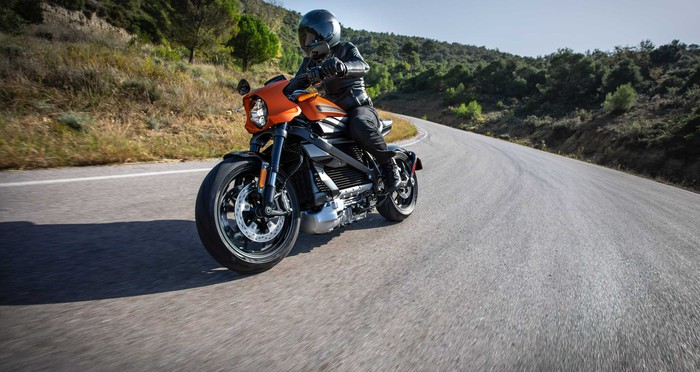 Harley-Davidson LiveWire will have fast charging, 140 miles of city range