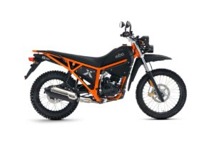 "Kibo Unveils K250 ""Adventure"" Bike in Africa"