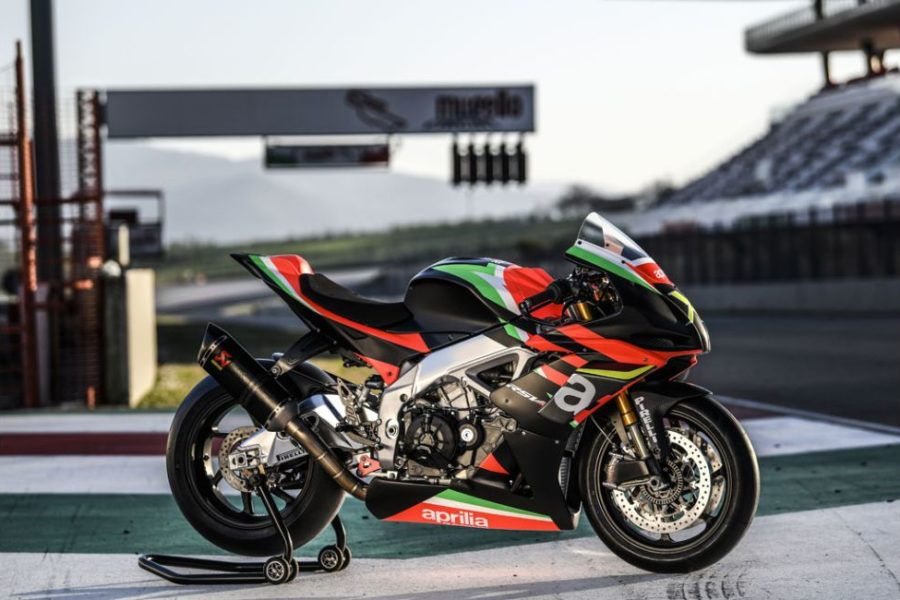 Aprilia Unveils Exclusive RSV4 X – Limited To 10 Units