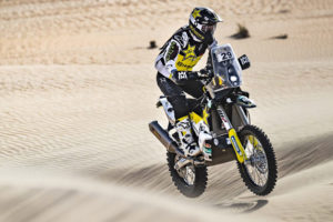 Ex Supercross rider Andrew Short has placed third overall after stage 2 of the […]