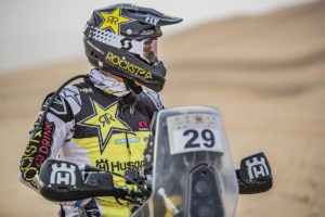 Tough Stage 3 For Andrew Short At Abu Dhabi Desert Challenge