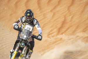 Andrew Short Completes The Abu Dhabi Desert Challenge In 5th