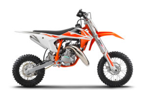 KTM and Husqvarna Recall Certain 50 cc Motorcycles