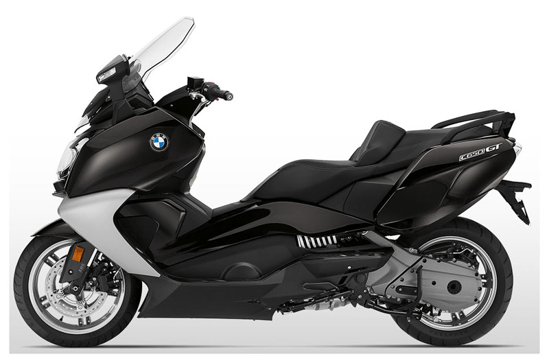 BMW Recalls Certain 2013 – 2019 C600 and C650 Scooters