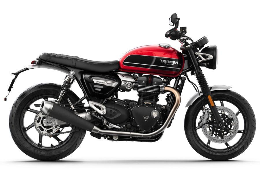Triumph Recalls Certain 2019 Speed Twin Motorcycles