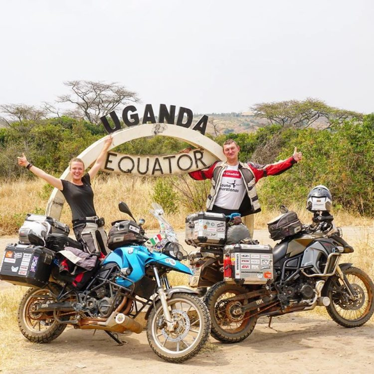 Dealing with Borders, Visas, and Bike Shipping www.advrider.com