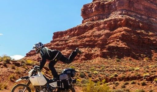 The Reality of Being a Digital Nomad on a Motorcycle