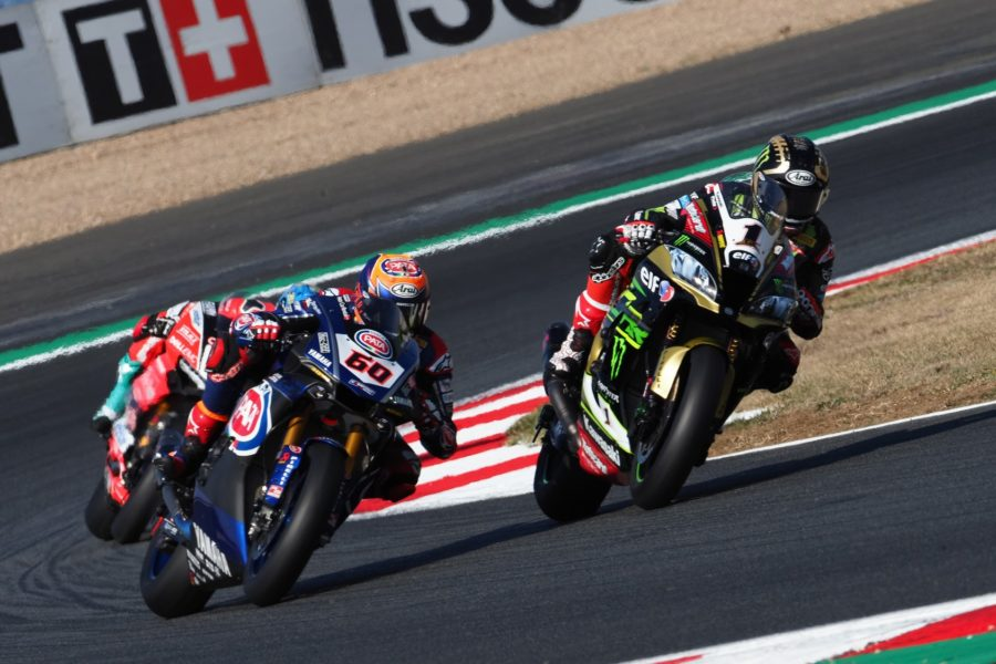 World Superbike Makes Historic Data Changes