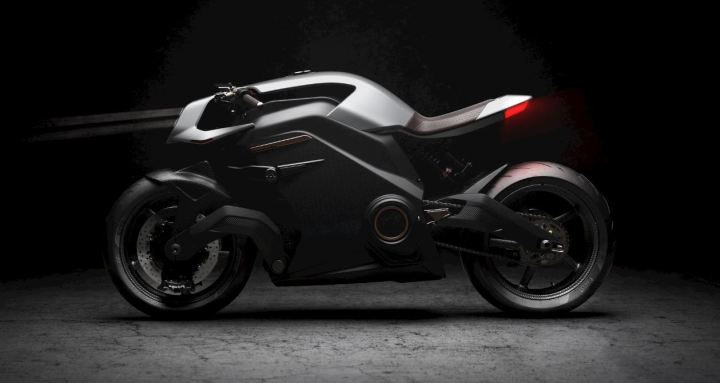 The ARC Vector: Bike of the future, or vapourware?