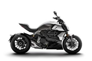 The Ducati Diavel 1260 has won a Best of the Best Red Dot Award.