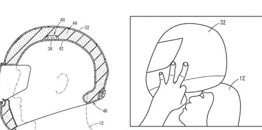 Patent: Your Helmet Is Your Key