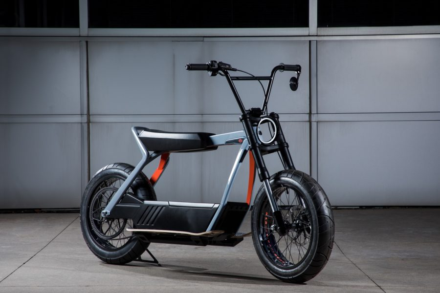 The concept studies of Harley-Davidson's new electric scooters have been well received; a good sign.