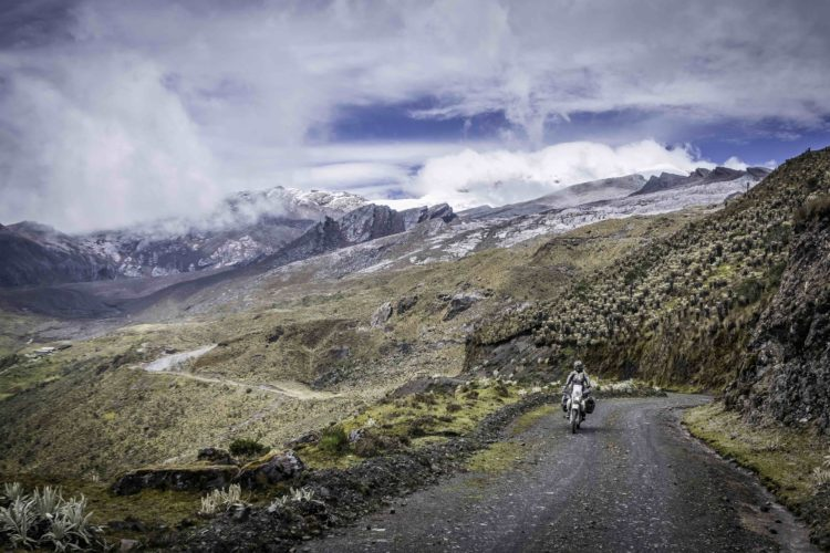 Must-see in Colombia on and off the Bike www.advrider.com