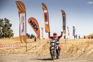 Scott Myers won this year's KTM Ultimate Race.