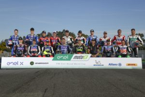 Revised MotoE Schedule Released