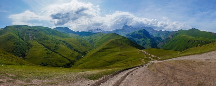 Ride Georgia: The Jewel of the Caucasus www.advrider.com