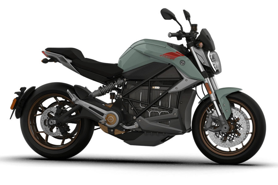 Zero Motorcycles To Compete At Pikes Peak