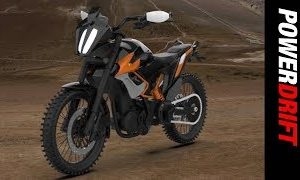 KTM 390 Adventure Test Mule Spotted (Again)