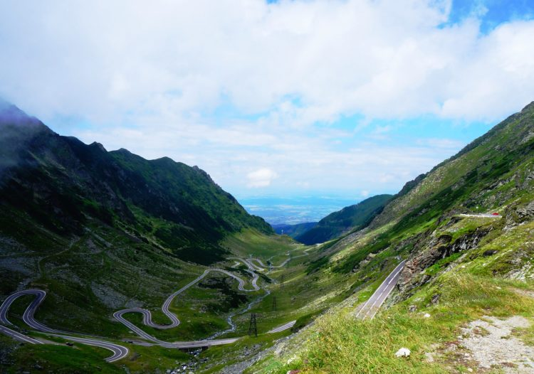 Best Motorcycling Roads in Europe www.advrider.com