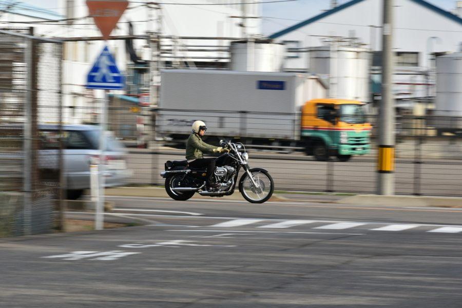 Lane Splitting in Europe