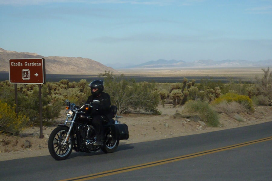 A Day (or more) in LA – LaLa Land on a motorcycle