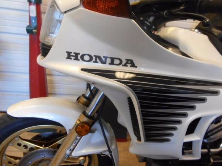 1982 Honda CX500TC: Revenge of the Plastic Maggot