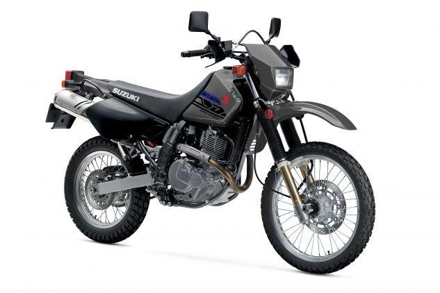 Suzuki DR650SE Photo: Suzuki