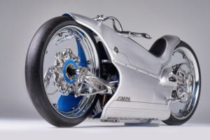 The Fuller Moto 2029 Merges Handcrafting And 3D Printing