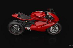 Ducati Electric Superbike Renderings Appear