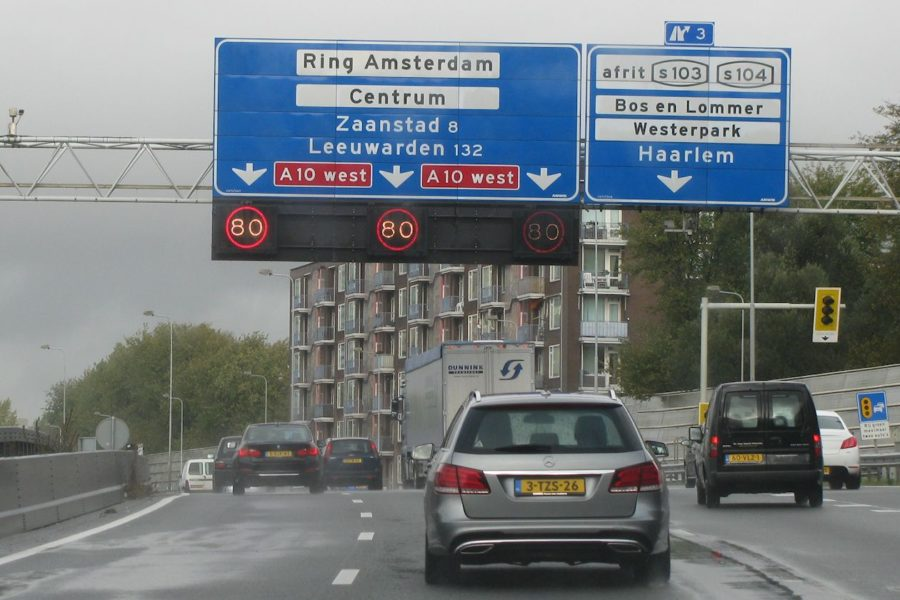 Amsterdam Bans Gas/Diesel Powered Vehicles By 2030
