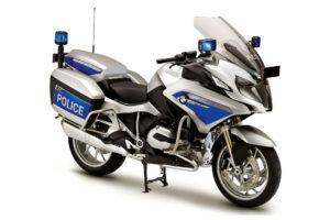 Some Police Departments Returning To Motorcycles