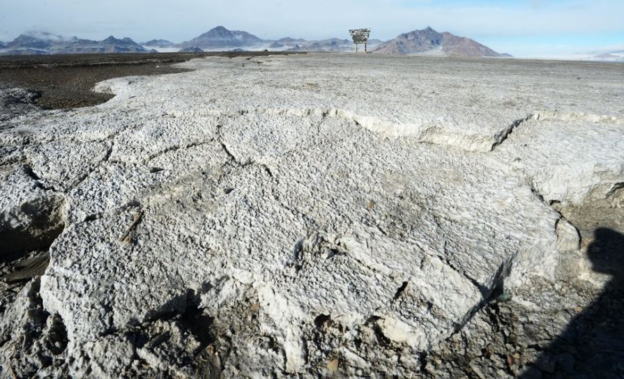 Bonneville Salt Flats Getting Money For Repairs