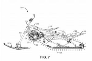 Arctic Cat Patenting Purpose-Built Snowbike